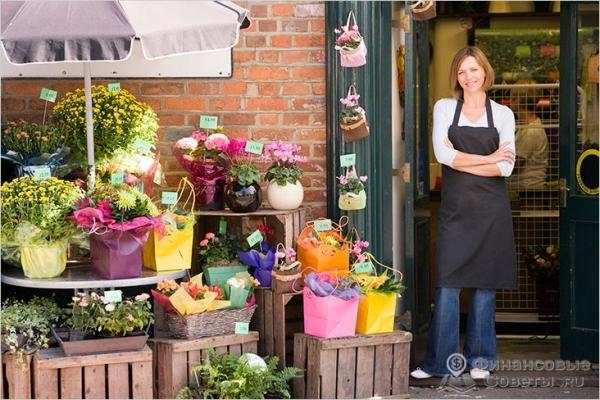 Фото - Как организовать цветочный бизнес — бизнес на продаже цветов
